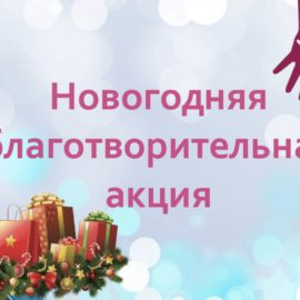 Благотворительная Акция до 27 декабря — подарки на Новый Год детскому хоспису в Токсово.